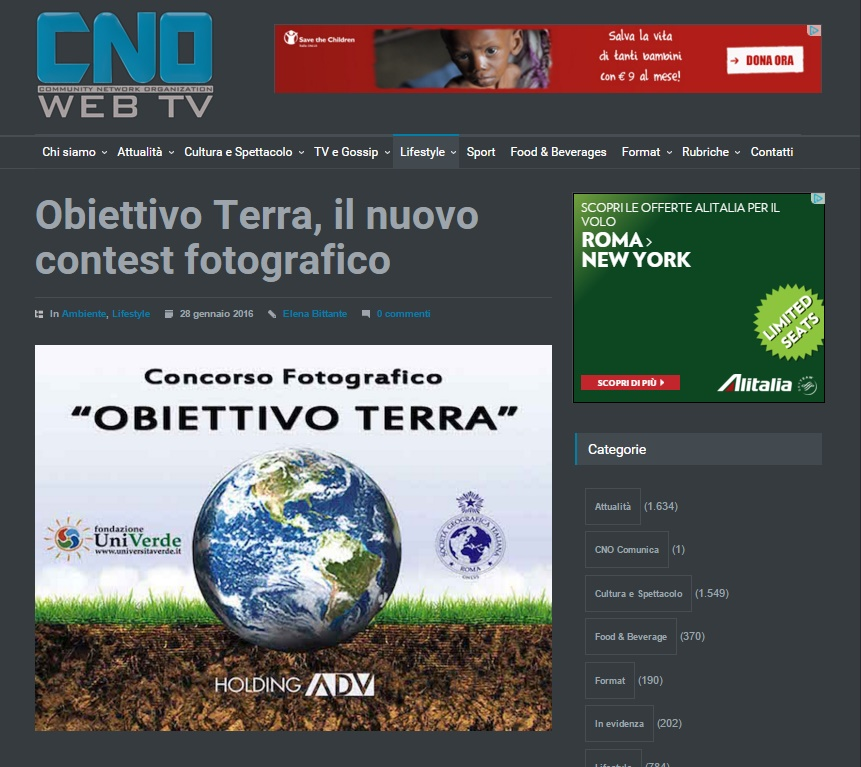CNO Web Tv 28/01/2016
